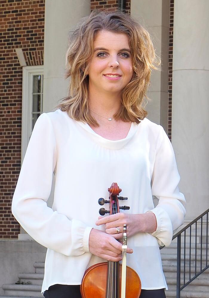 Abigail Potts Lesser Bishop string Quartet