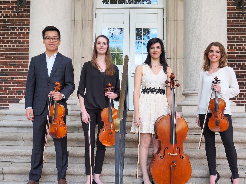 Bishop String Quartet Booking info