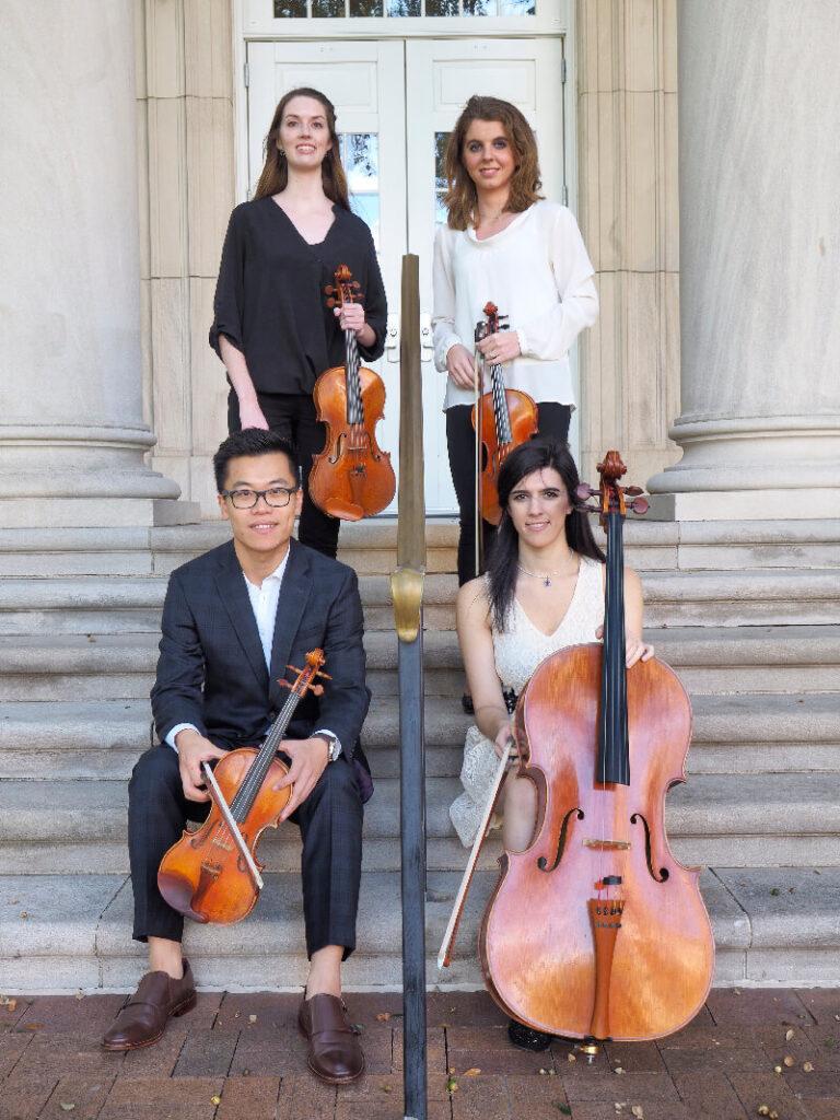Bishop String Quartet The perfect quartet