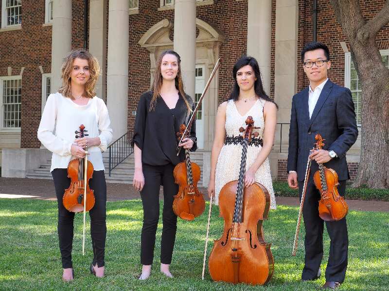 Bishop String Quartet wedding