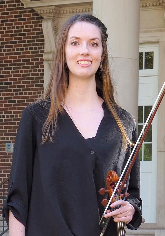 Caroline Swanson Bishop string Quartet